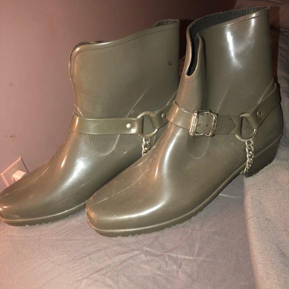 Marc Jacobs Shoes - Marc jacob short rain boots